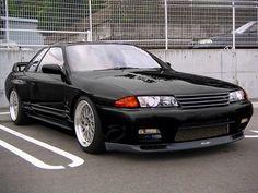 GTR Nissan Skyline Gtr R32, Nissan R32, R32 Gtr, R32 Skyline, Japanese Sports Cars, Japanese Cars, Jdm, Nissan Infiniti, Street Racing Cars