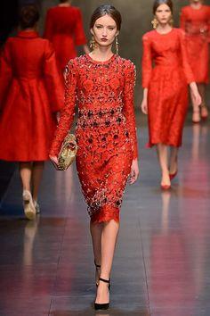 Dolce and Gabbana AW13