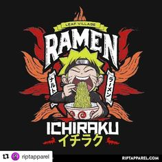 Check it out you can get @artbyjp And my collaboration #art #design on RIPT Apparel today!  Eat up! \'\'Ninja Ramen\'\' Purchase this tee for $13 at RIPT Apparel   Only available for 24 hours!   New pop culture designs posted daily! #RIPTapparel
