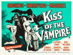 Le Baiser du vampire (The Kiss of the Vampire) est un film fantastique britannique réalisé par Don Sharp et sorti en 1963. Il est le troisième film de vampires produit par les studios Hammer Film Productions, après Le Cauchemar de Dracula (1958) et Les Maîtresses de Dracula (1960). Il met en scène le vampire Ravna.