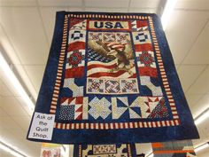 Join Quilts of Valor for a good cause #CraftWarehouse