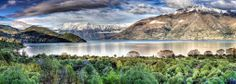 New Zealand by karoly nemeskeri, view from Glenorchy-Queenstown Rd. I would love to come back to.…