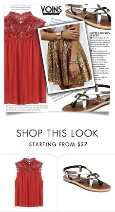 """""""Yoins"""" by dolly-valkyrie ❤ liked on Polyvore featuring yoins, yoinscollection and loveyoins"""