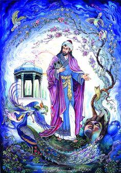 Персидская живопись, Постер 21044
