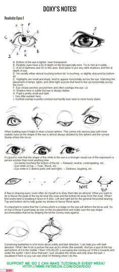 Eyeball Notes 1 by mldoxy.deviantart.com on @DeviantArt