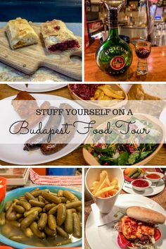 Taking a food tour in Budapest, Hungary, is a great way to see the city and explore its history through food | Stuff Yourself on a Budapest Food Tour