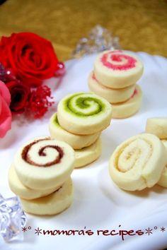 超簡単♡材料3つシュガーロールクッキー♡ by *ももら*|簡単作り方/料理検索の楽天レシピ