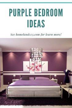 Inspiring of Purple Bedroom Purple Bedrooms, Homemade Bedroom, Bedroom Ideas, Innovation, Lounge, Diy, Inspiration, Furniture, Awesome