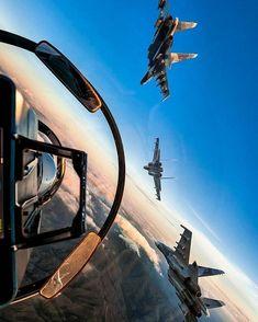 1F vs 3SU no co pilot no wingman - only with God #memory