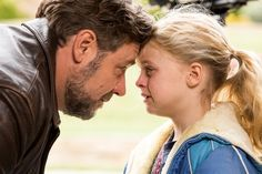 Foto Russell Crowe, Kylie Rogers da Fathers and Daughters | FilmTV.it