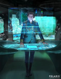 officer by Stephanie Boehm   Illustration   2D   CGSociety