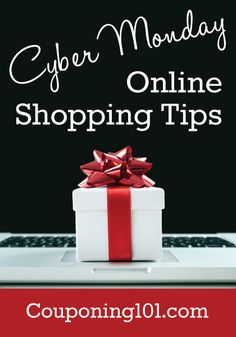 Score great deals from the comfort of your own home! These are great tips for shopping on Cyber Monday. Ways To Save Money, Money Saving Tips, Money Tips, Black Friday Shopping, Black Friday Deals, Couponing 101, Cyber Monday Deals, Shopping Hacks, Online Shopping