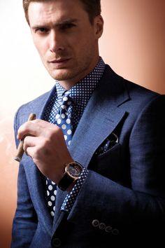 Visite Empório das Gravatas, sua loja de gravatas e acessórios online! www.emporiodasgravatas.com.br ...high fashion: