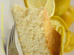 Lemon Cheesecake - 'naturally gf'-polish site with translation Lemon Cheesecake, Foods With Gluten, Tart, Gluten Free, Polish, Bread, Desserts, Sugar, Lime Cheesecake