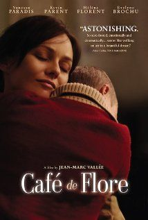 Cafe de Flore  Atmospheric, fantastical, gently foreboding, emotional, and unique film that makes you question if there could be another layer and meaning to our reality.