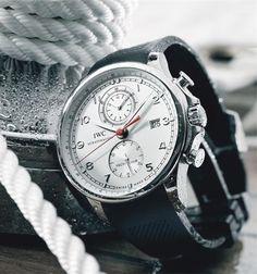 International Watch Company Portuguese Yacht Club