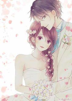 Prince of Tennis Ryoma and Sakuno Couple Manga, Anime Love Couple, Anime Couples Manga, Cute Anime Couples, Romantic Anime Couples, Couple Art, Anime Cupples, Kawaii Anime, Noragami Anime