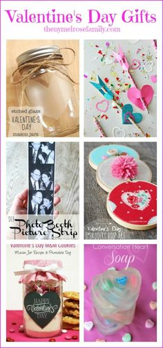 Valentines Day Gifts perfect for your special Valentine