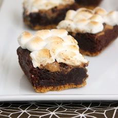 Peanut Butter S'mores Brownies Recipe