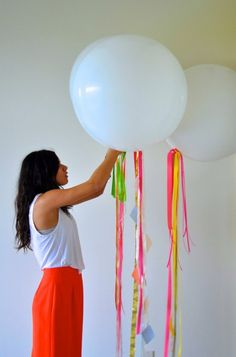Its Party Time! 10 DIY Balloon Ideas