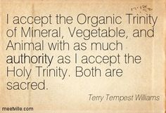Terry Tempest Williams Quotes | QUOTES AND SAYINGS ABOUT faith
