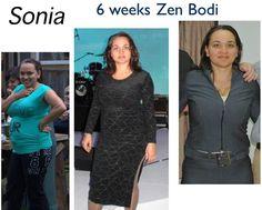 Results from Zen Bodi Message me for info. #weightloss#healthy#Zen#Jeunesse#beauty#sexy#body#diet#fitness#makemoney#fatloss#muscle