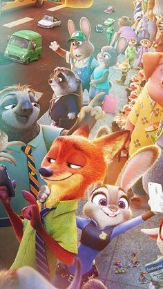 15 Ideas wall paper iphone disney zootopia for 2020 Disney Love, Disney Magic, Disney Art, Nick Wilde, Disney And Dreamworks, Disney Pixar, Disney Characters, Asterix E Obelix, Zootopia Movie