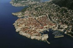 Incredible Aerial Images from Around the #World; #Dubrovnik is on the list