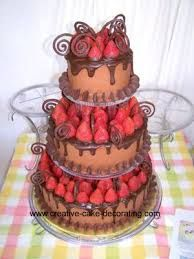 Image result for how to decorate strawberries with chocolate