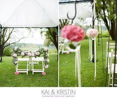 Eine Hochzeit im Landhaus am See
