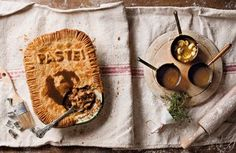 Frikkadele in bruinsous Milk Tart, Protein, Lamb Dishes, South African Recipes, Old Recipes, Sauce Recipes, Food Styling, Good Food, Bread