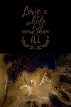 Są takie ujęcia, których nie udaje nam się skomentować. Ich przestrzeń, głębia i bezkres uwalniają aż tyle, że nie da się o tym opowiedzieć. Zdjęcia z drona mają moc! #dron #fotografiaslubna Love, Film, Movie Posters, Amor, Movie, Movies, Film Stock, Film Poster, Film Movie