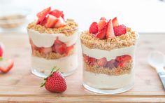 This No-Bake Summer Dessert has layers of buttery graham cracker crumbs, fresh…