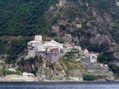 Μονή Αγίου Διονυσίου