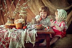 enfants de karina kiel - Page 5 Funny Kids, Cute Kids, Still Life Photography, Art Photography, Russian Image, Russia Culture, Perspective Photography, Wedding Posters, Folk Fashion
