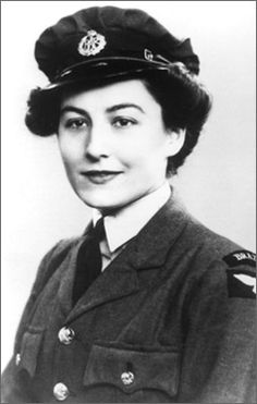 Lilian Vera Rolfe  WWII Spy Ww2 Women, Military Women, World War One, First World, Famous Artists Paintings, Brave Women, Female Hero, Royal Air Force, Change The World