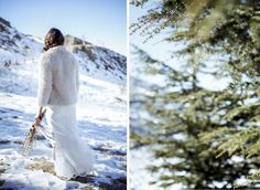 Aqui estan algunas fotos de #session de #novia que hemos hecho este #invierno, #winter #bride #novia #invierno #editorial #boda #origina l#sierra nevada #nieve #fotografo #boda #alicante #pussy #willow #bridal #bouquet #original #wedding #photography #nieve #snow_all_white, session fotos nieve.spain