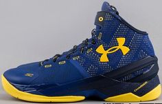 8a49c7e3ead Under Armour Stephen Curry 2 Dub Nation Warriors Size 11.5. mvp golden state
