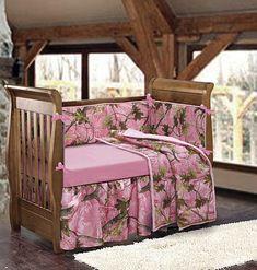 Camo crib bedding sets for boys rustic nursery decor western baby Camo Crib Bedding, Western Bedding, Baby Crib Bedding Sets, Girls Bedding Sets, Bedding Sets Online, Crib Sets, Pink Bedding, Rustic Bedding, Comforter