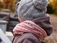 Life with Mari: Vaaleanpunainen tuubihuivi
