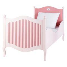 Kinderbett rosa-weiß GOURMANDISE