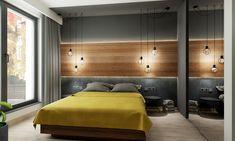 Mieszkanie na wynajem z czernią | All-Design Projektowanie wnętrz Kraków, Projekty wnętrz, Architekt Agnieszka Lorenc