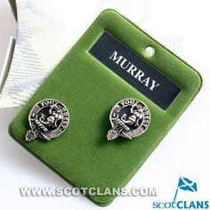 Murray Clan Crest Cu