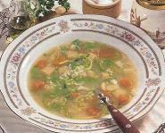 Svet receptov: Zelenivová zapražená polievka-odskusane recepty