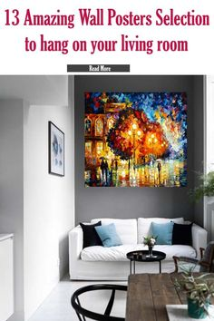 13 Amazing wall posters selection to hang on your living room, Imagine all wall poster below will give beautiful effect to ambiance of y. Elephant Colour, Sunrise Landscape, Wall Posters, Animal Posters, Poster Ideas, All Wall, Home Decor Wall Art, All Modern, Gallery Wall