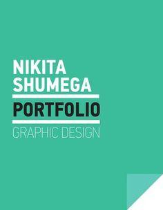 Portfolio - Nikita Shumega - graphic designer