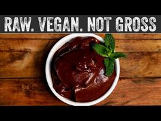 Chocolate Avocado Pudding Raw Vegan Not Gross-11-08-2015