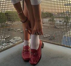 outfits i love Sock Shoes, Cute Shoes, Me Too Shoes, Trendy Shoes, Look Fashion, Fashion Shoes, Fashion Outfits, Womens Fashion, Vogue