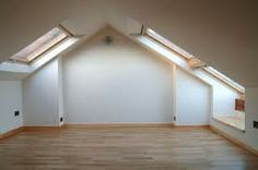 Using the lower part of the roof for window- creating a seat? loft conversion - Google Search