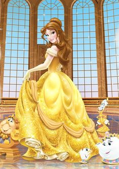 Day 13 favorite outfit -30 day disney challenge- I really love belles dress right here from beauty and the beast. It's so gorgeous.